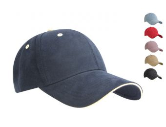 Executive Suede Master Cap